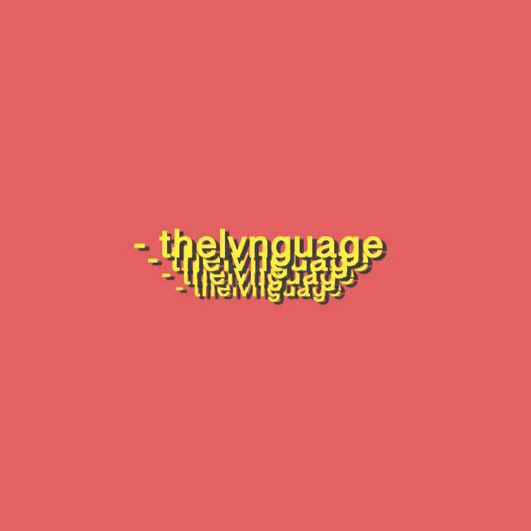 THE LVNGUAGE